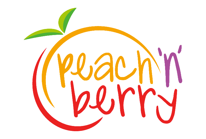 Peach and Berry